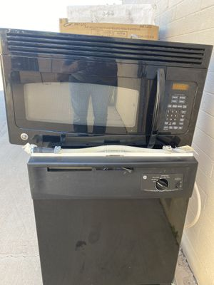 GE Micro and Dishwasher for Sale in Glendale, AZ