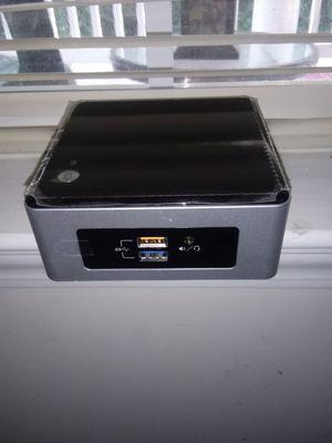 Intel NUC mini desktop for Sale in Lawrenceville, GA