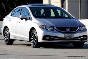 2015 Honda Civic for Sale in Santa Clara, CA