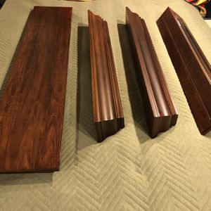 Pottery Barn Shelves, Vases & Plant = ( 7 ) Items for Sale in Los Angeles, CA