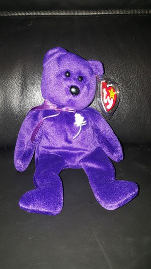 Ty Beanie Babies. Princess bear for Sale in Santa Ana, CA