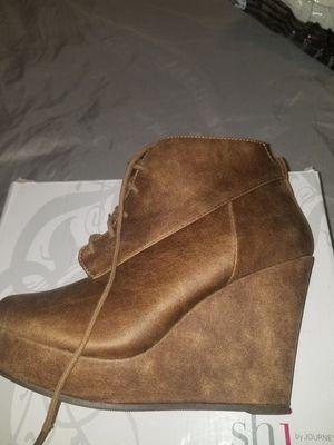Ladies wedge heel shoes for Sale in Verona, PA