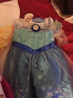 Disney Princess Elsa Dress for Sale in Pomona, CA