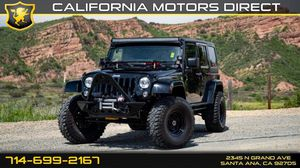 2014 Jeep Wrangler Unlimited for Sale in Santa Ana, CA