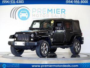 2009 Jeep Wrangler for Sale in Miami, FL