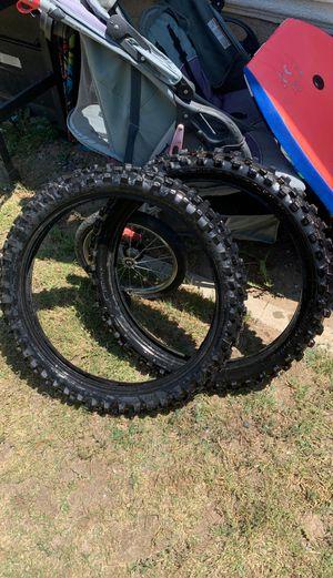 Dirtbike tires for Sale in Corona, CA