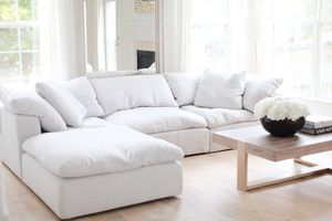 100% STAIN RESISTANT CLOUD ► Modular Sectional Sofa Couch ► $3,900 REG $12,000 PRICE FINAL - Restoration Hardware RH for Sale in Los Angeles, CA
