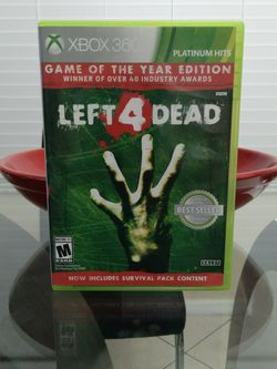 Xbox 360: Left 4 Dead for Sale in Lehigh Acres,  FL