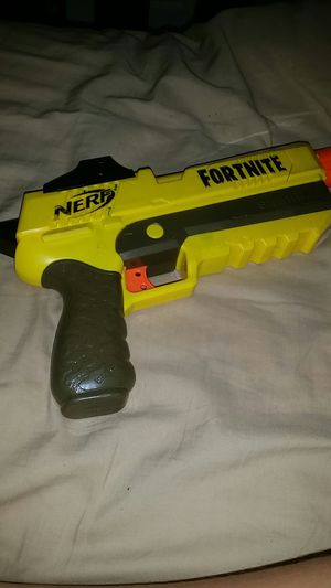 Fortnite nerf gun for Sale in Portland, OR