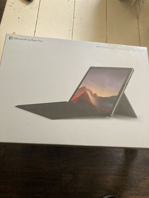 Brand new Microsoft surface pro7 for Sale in Catonsville, MD