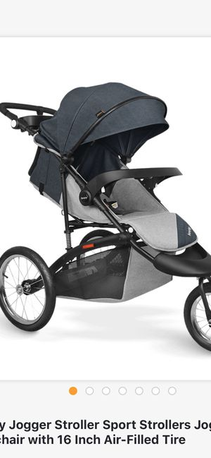 Besrey jogger stroller is the ultimate jogging stroller, combining all the comfort and convenience features of a traditional stroller with the perfor for Sale in Rowland Heights, CA