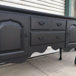 I make furniture pretty again. Have inventory available for customization. I paint dressers buffets for Sale in Ontario, CA