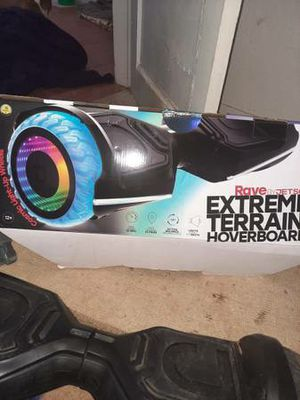 Jetson extreme terrain hoverboard for Sale in Redding, CA