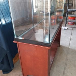 75 Gallon Tank Stand And Lids for Sale in Visalia, CA