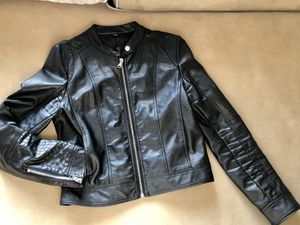 Faux leather jacket small size for Sale in Fremont, CA