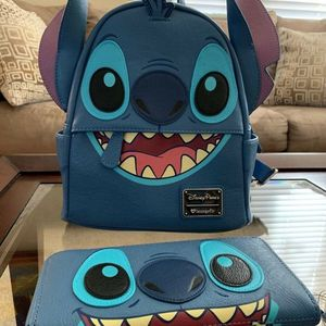 Disney loungefly stitch set for Sale in Phillips Ranch, CA