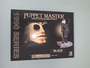 Puppet Master limited edition for Sale in Burbank, CA