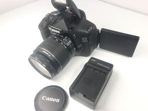 Canon EOS Rebel T3i / EOS 600D 18.0MP Digital SLR Camera for Sale in South Salt Lake, UT