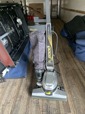 Hi dollar Kirby vacuum all the accessories for Sale in Portland, OR