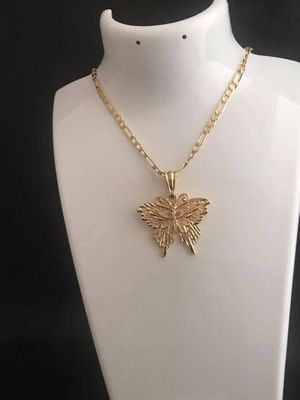 Gold plated jewelry oro laminado for Sale in Perris, CA