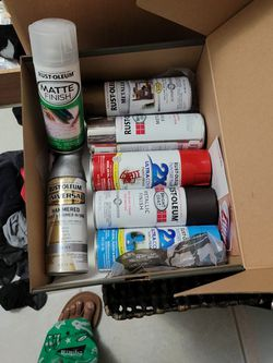 Spray Paint And Chalk Paint for Sale in Edgewood,  FL