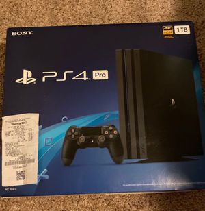 PS4 PRO + Xbox One for Sale in Raleigh, NC