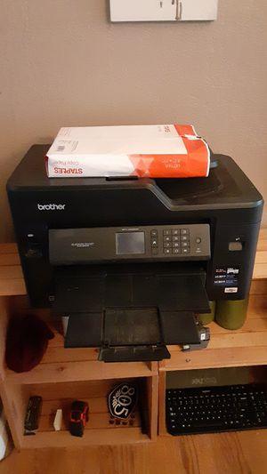 Brother MFC-J533DW Wide Format Inkjet Printer, 11x17 for Sale in Fremont, CA