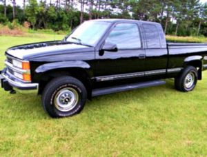𝓹𝓸𝔀𝓮𝓻 𝓢𝓽𝓪𝓻𝓽➡️➡️CARFAX Price$6OO 96 Chevrolet Silverado 👉 for Sale in Murphy, NC