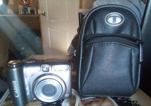 Canon Power Shot A590 Digital Camera for Sale in Hampton, VA