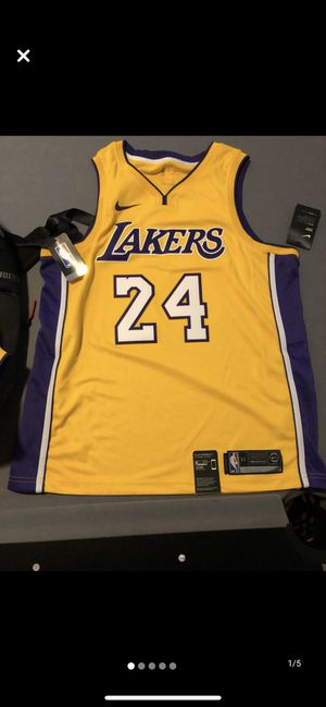 Kobe Bryant Nike Jersey for Sale in Beverly Hills, CA