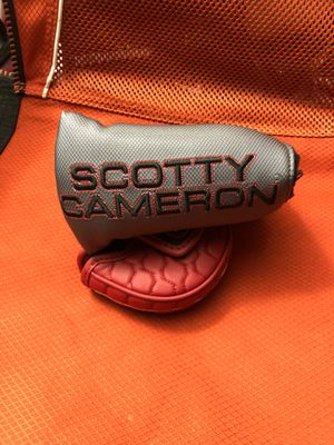 Scorty Cameron Putter Cover Golf for Sale in Costa Mesa, CA
