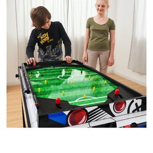 "MD Sports 48"" 7 in 1 Combo Table: Air Hockey, Basketball, Bag Toss, Darts, Pinball Soccer, Target Shooting, Mini Golf, Quick & Easy Transform for Sale in San Diego, CA"