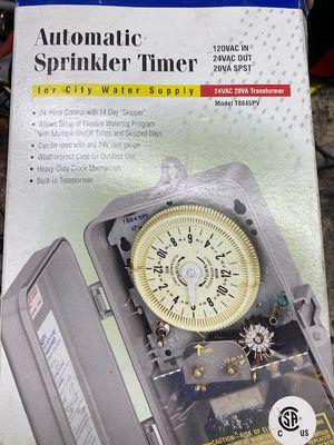 Sprinkler Timer for Sale in Largo, FL