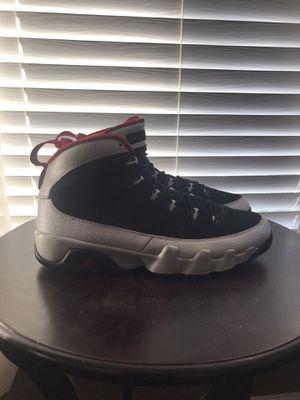 Air Jordan IX 9 Retro Johnny Kilroy Size 12 for Sale in Durham, NC