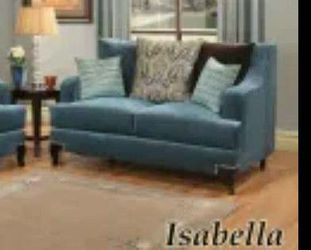 CLOSEOUTS LIQUIDATIONS SALE BRAND NEW COMFORTABLE SOFA AND LOVESEAT MADE IN THE USA ALL NEW FURNITURE MONIQUE for Sale in Pomona,  CA