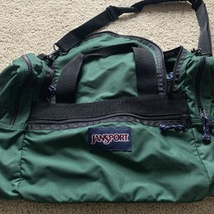 Jansport Green Duffle Bag for Sale in Woodburn, OR