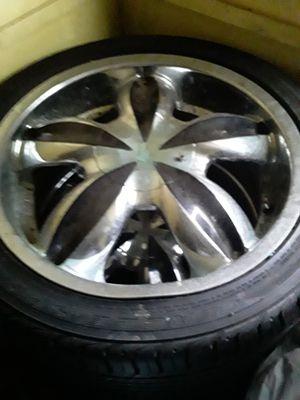 18 inch rims for Sale in Sanford, FL