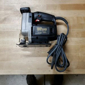Craftsman Jigsaw / Scroller Saw for Sale in Manteca, CA