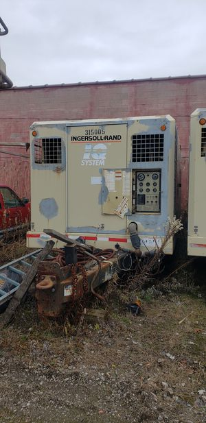 INGERSOLL RAND 1300 IQ AIR COMPRESSOR for Sale in Cleveland, OH