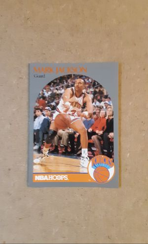 1990-1991 Mark Jackson Card for Sale in Cherry Hill, NJ