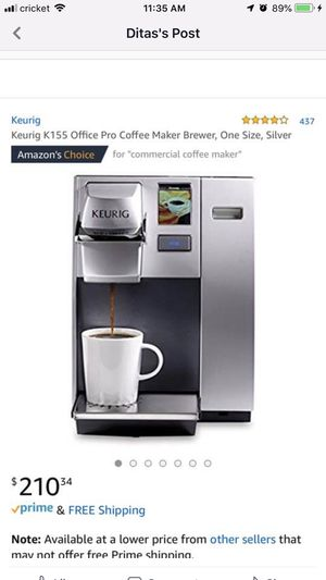 Keurig industrial coffee machine for Sale in Oakdale, CA