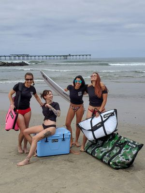 KUTA Coolers insulated fish kill bags for Sale in San Diego, CA
