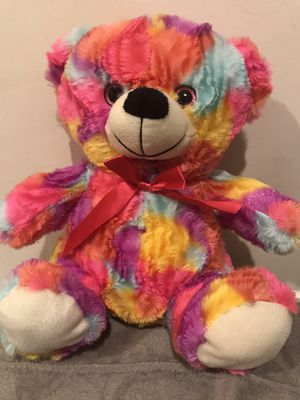 Teddy Bear, multicolored for Sale in Gaithersburg, MD