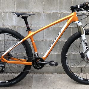 2014 Niner Air 9 carbon mountain bike 29er lightweight bicycle for Sale in Los Angeles, CA