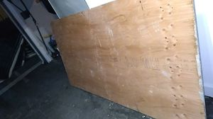 Plywood sheet 3/4×4×8 for Sale in Redwood City, CA