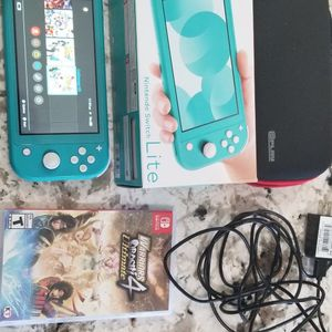 Nintendo Switch Lite W/ Games & Accesories for Sale in Springfield, IL