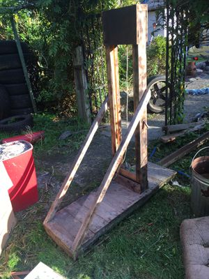 Functioning guillotine for Sale in Aberdeen, WA