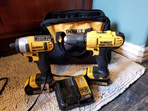 Dewalt combo drill (impact/regular drill) for Sale in Cave Springs, AR