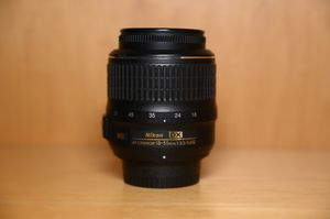 Nikon 18-55mm f3.5-5.6 VR-G for Sale in Daly City, CA