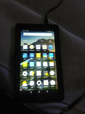 Amazon Fire tablet for Sale in Chester, PA
